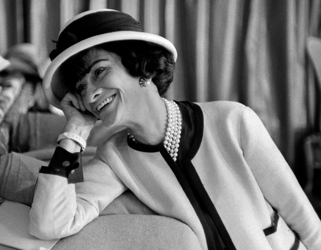 Douglas Kirkland, Coco Chanel, 1962