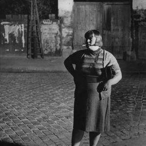 Brassai, La Grosse Fille de Joie, Quartier Italie