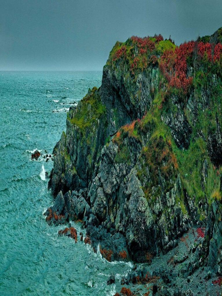 Rock and Water, Coral Beach, Skye, Scotland