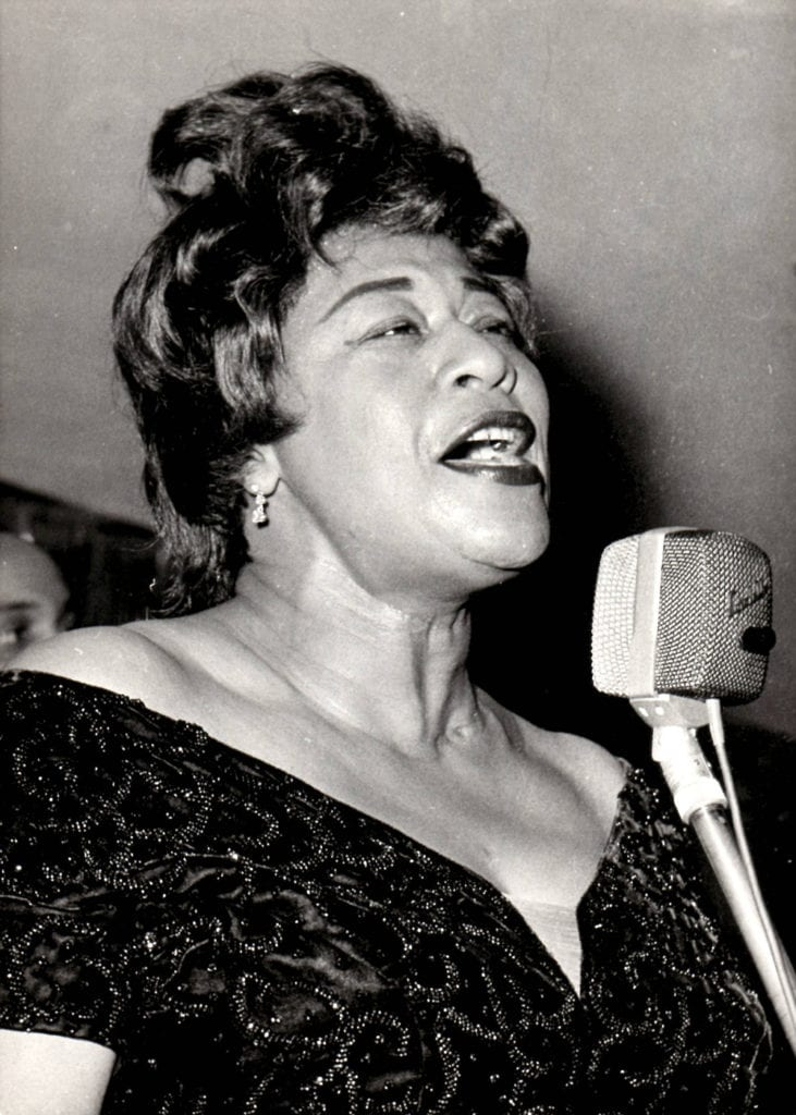 Keystone Press, Ella Fitzgerald