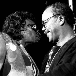 Keystone Press, Miles Davies and Quincy Jones