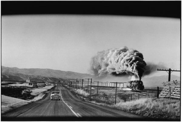 Elliott Erwitt, Wyoming, 1954