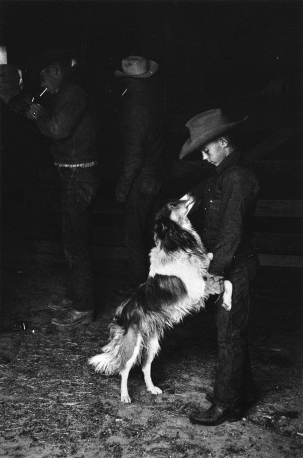 Elliott Erwitt, Douglas, Wyoming, 1954