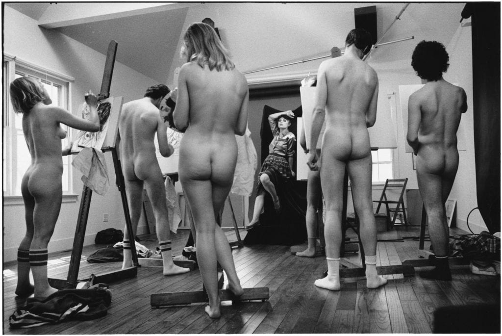 Elliott Erwitt, East Hampton, New York, 1983