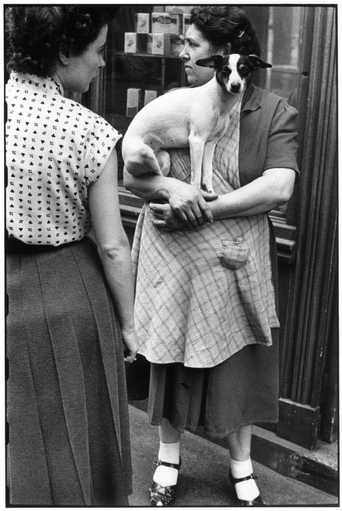 Elliott Erwitt, Paris, 1952