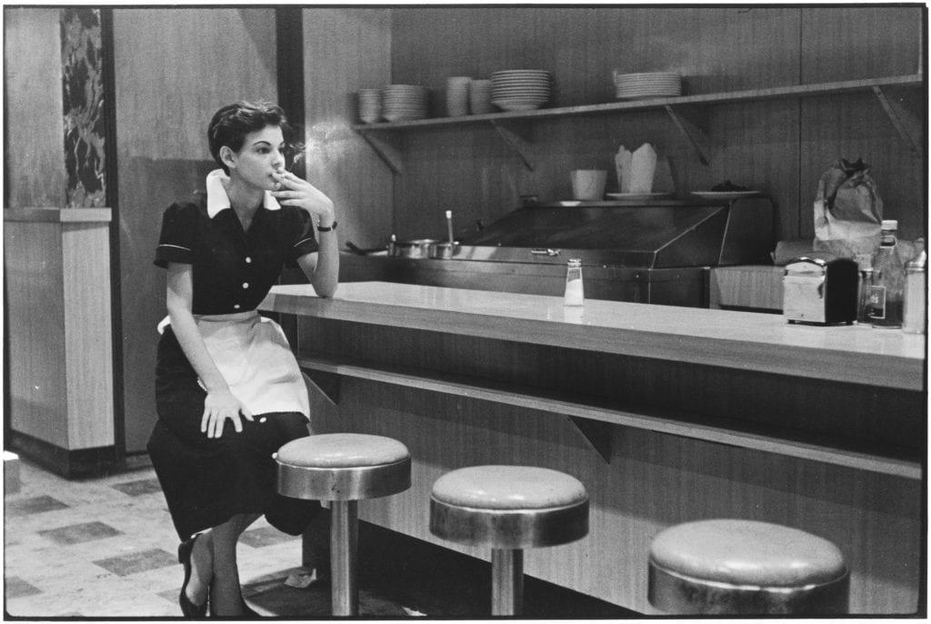 Elliott Erwitt, New York City, 1955