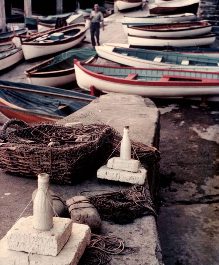 William Witt, Fishing Boats & Net Makers, French Riviera