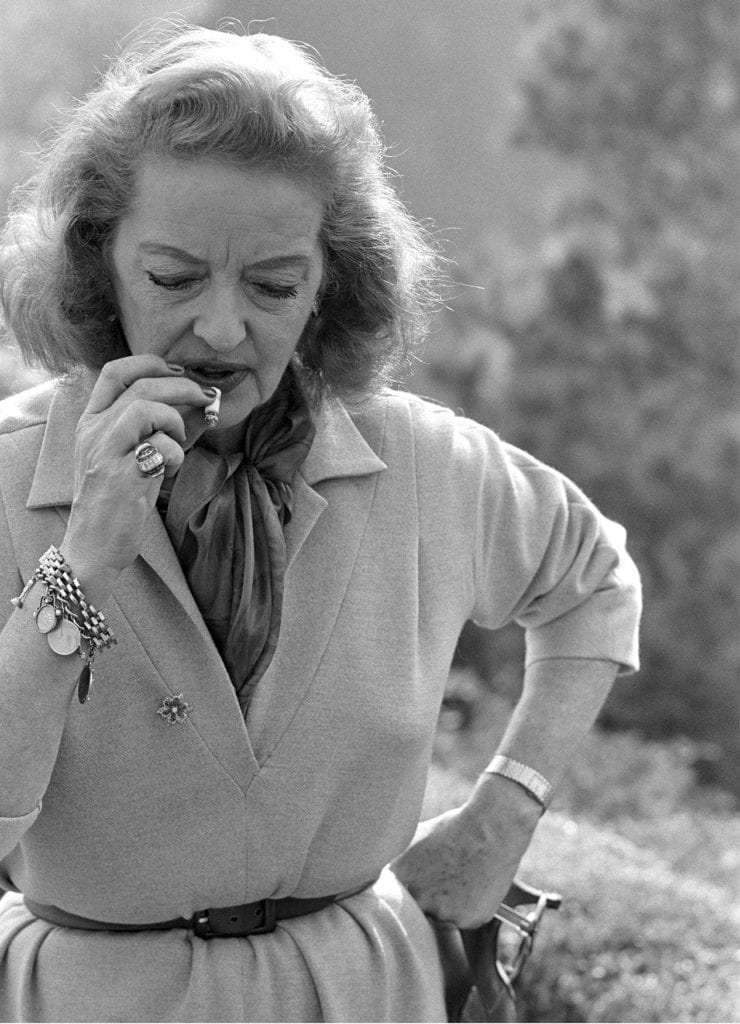 Lawrence Schiller, Bette Davis
