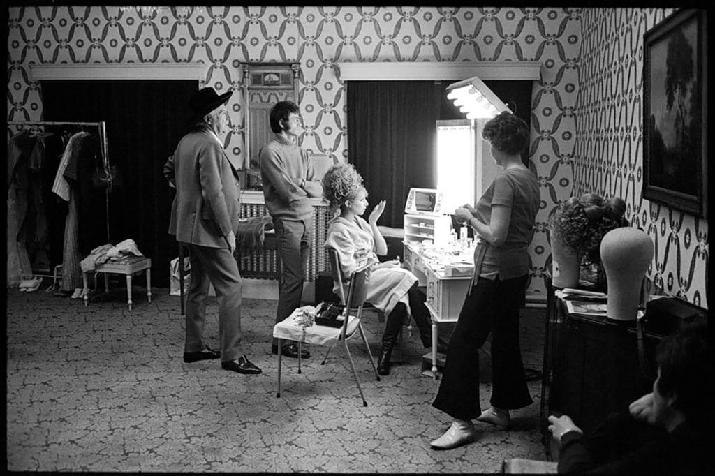 Lawrence Schiller, Cecil Beaton & Barbra Streisand