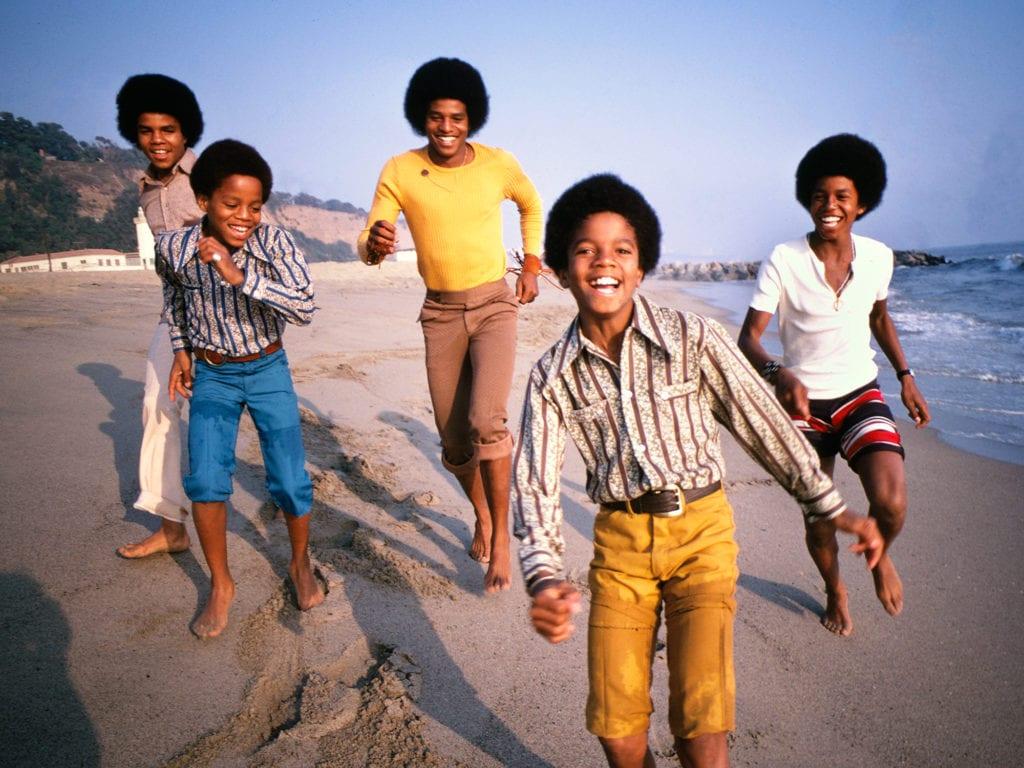 Lawrence Schiller, Jackson 5, Michael Jackson
