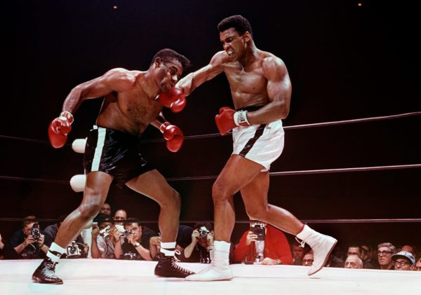 Lawrence Schiller, Muhammad Ali and Floyd Patterson