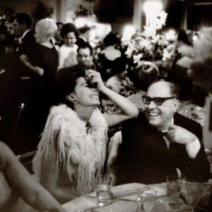 Lawrence Schiller, Sophia Loren & Carlo Ponti