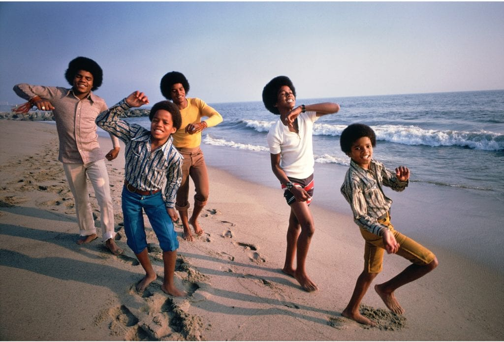 Lawrence Schiller, The Jackson Five, Michael Jackson