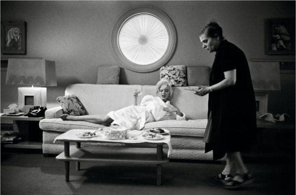 Lawrence Schiller, Marilyn Monroe & Paula Strasberg