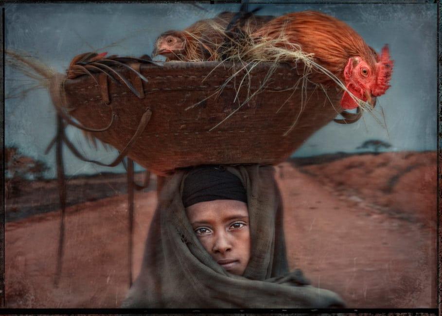 William Ropp, Alive Hat, Ethiopia