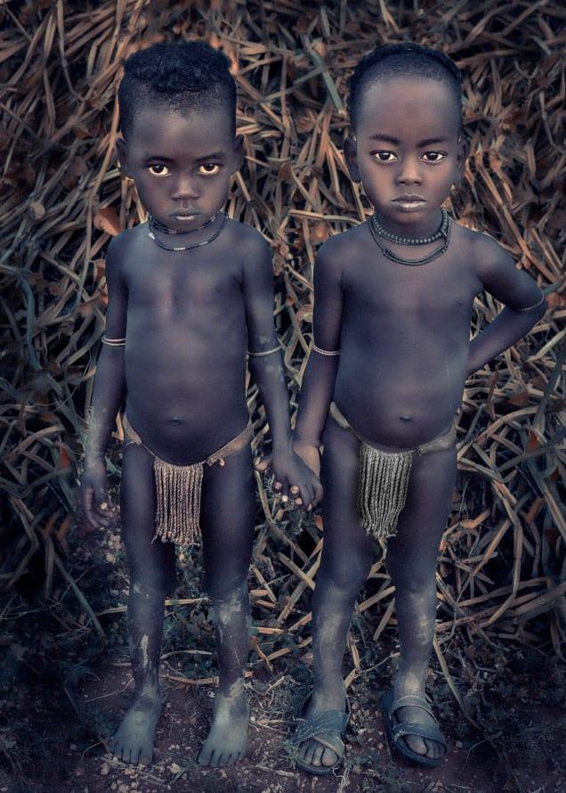 William Ropp, Hamer Tribe, Ethiopia