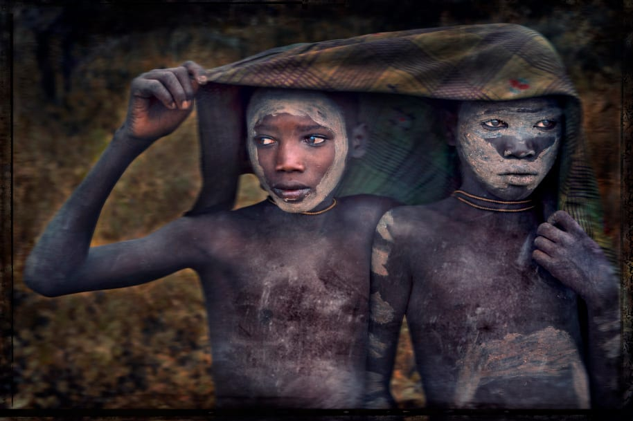 Waiting for the Storm, Omo Valley, Ethiopia