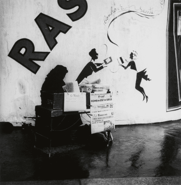 Louis Stettner, RAS, Paris