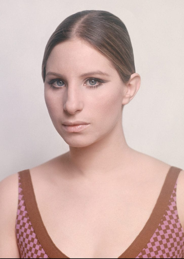 Lawrence Schiller, Barbra Streisand, Plaza Hotel, New York, 1969