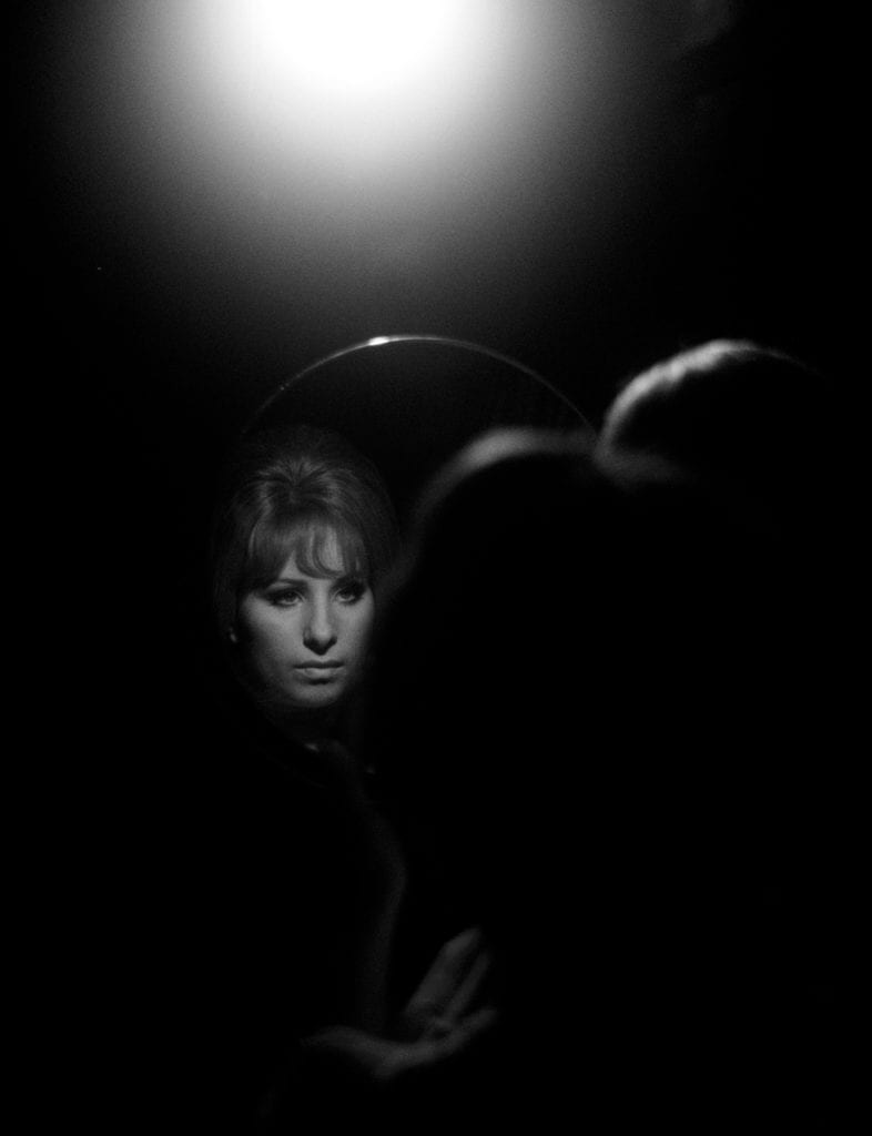 Lawrence Schiller, Barbra Streisand, 20th Century Fox Stuidos, Los Angeles, 1969