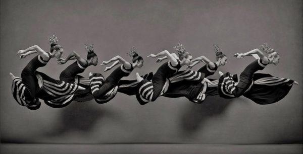 Ken Browar & Deborah Ory, Dancers from Martha Graham Dance Company, 2020