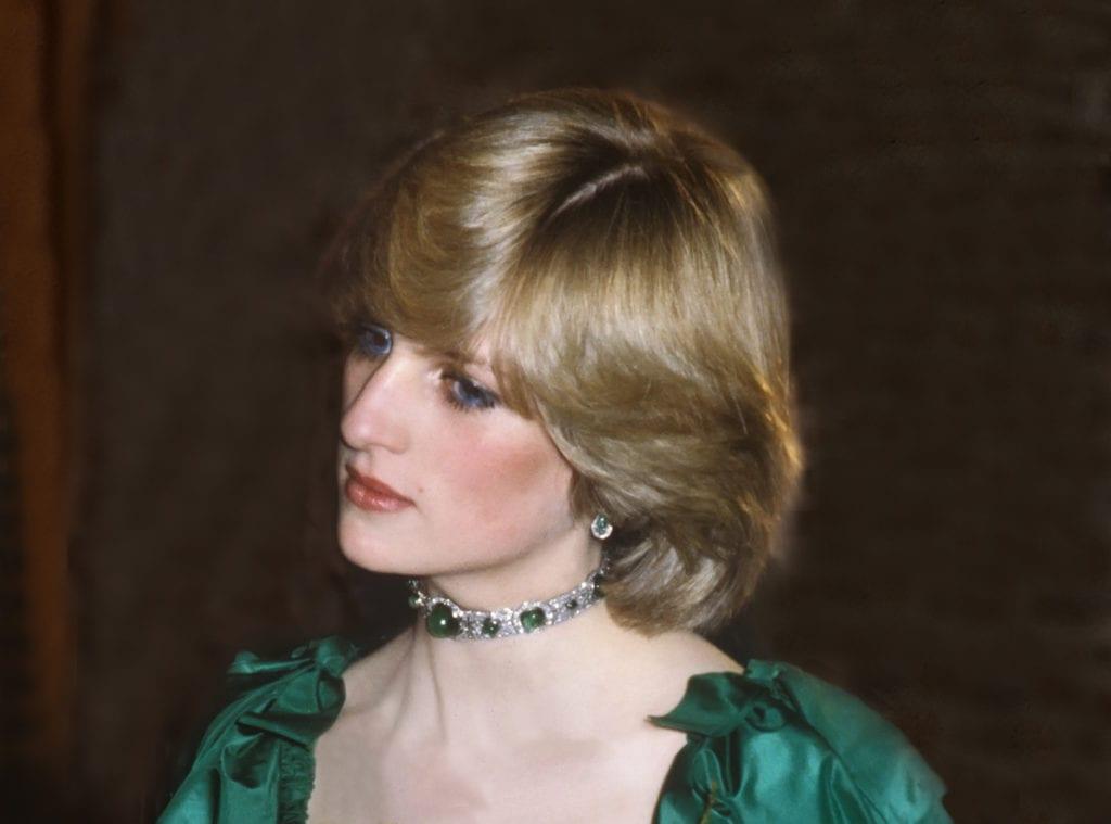 Harry Benson, Princess Diana, 1992