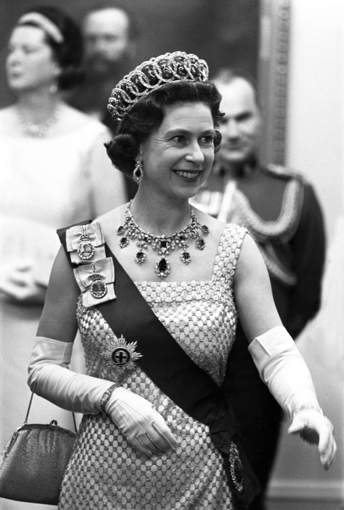 Harry Benson, Queen Elizabeth, Canada, 1967