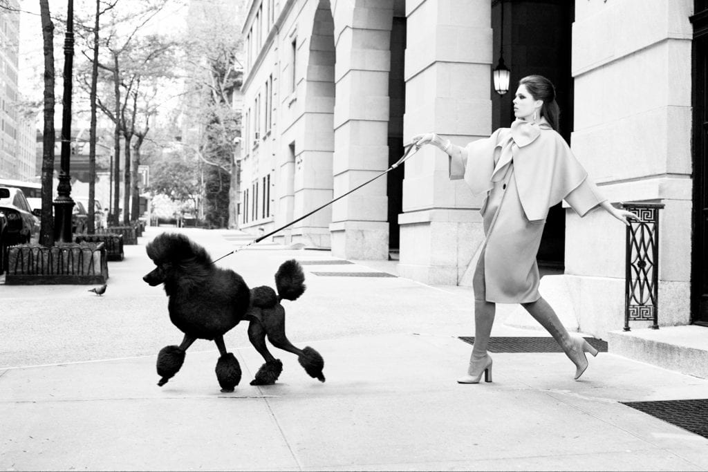 Arthur Elgort, Coco Rocha, New York City, Vogue Japan, 2008