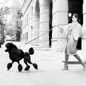 Arthur Elgort, Coco Rocha, New York City, Vogue Japan, 2008
