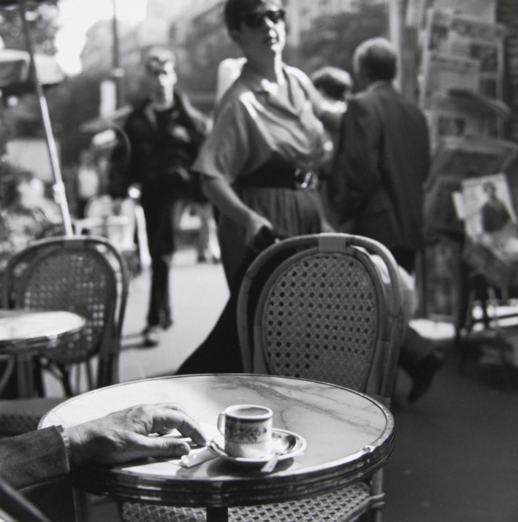 Louis Stettner, Boulevard Poissoniere, Paris