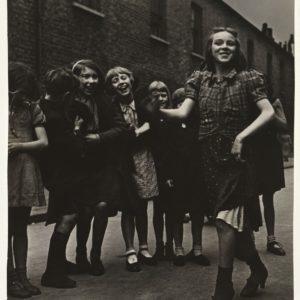Bill Brandt, East End Girl Dancing the Lambeth Walk