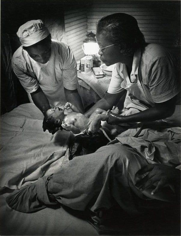 W. Eugene Smith, Nurse Midwife
