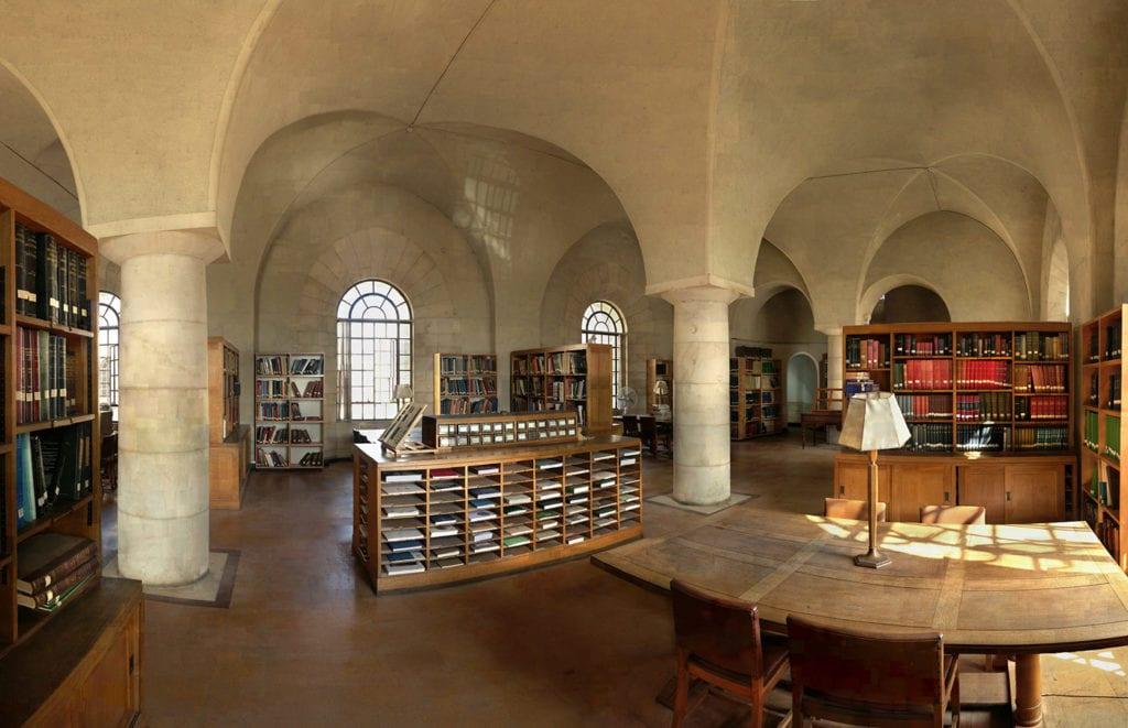 Yuval Yairi, Rockefeller Archeological Library