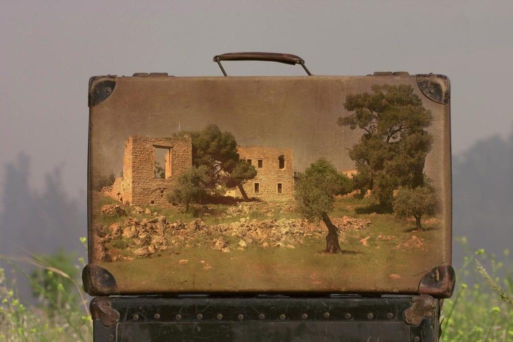 Yuval Yairi, Memory Suitcase #7