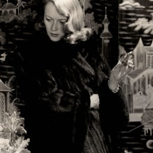 George Hoyningen-Huene Mrs. Douglas Fairbanks, For Harper's Bazaar