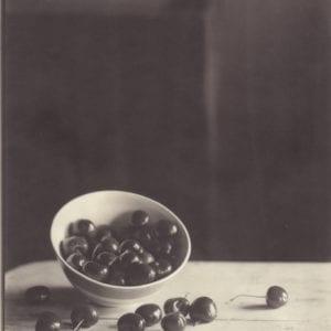 John Dugdale, Cherries in a Bowl