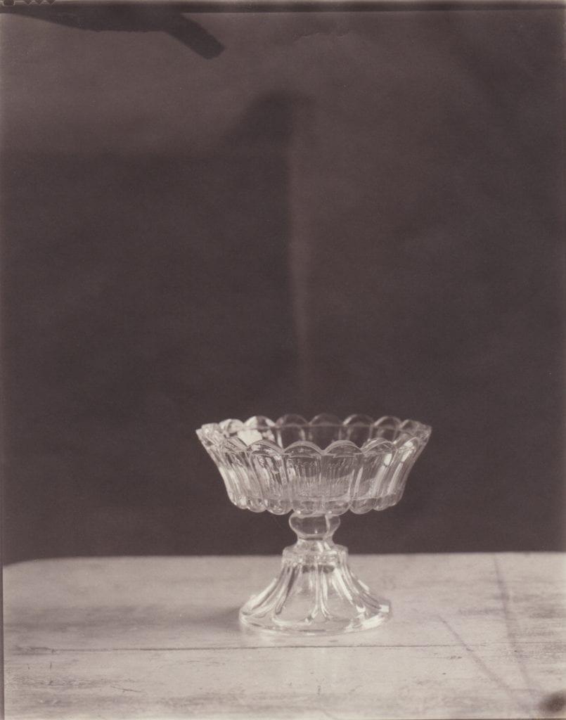 John Dugdale, Flint Glass Compote