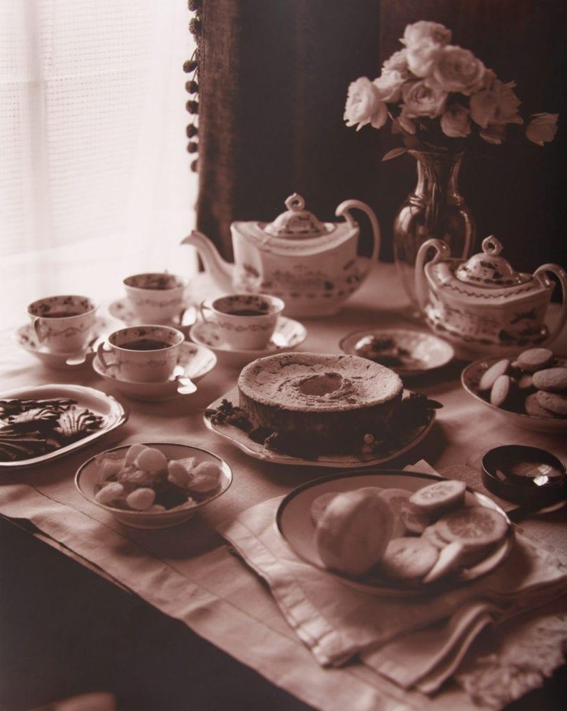 John Dugdale, Pink Luster Ware Tea