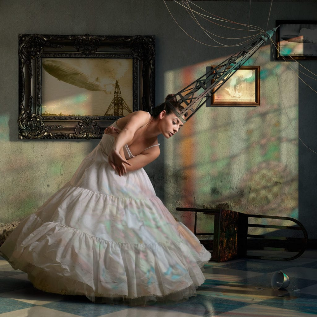 Jamie Baldridge, The Hindenburg Signal Ballet