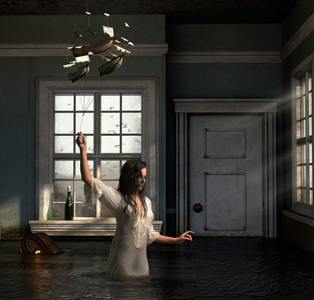 Jamie Baldridge, Into the New World