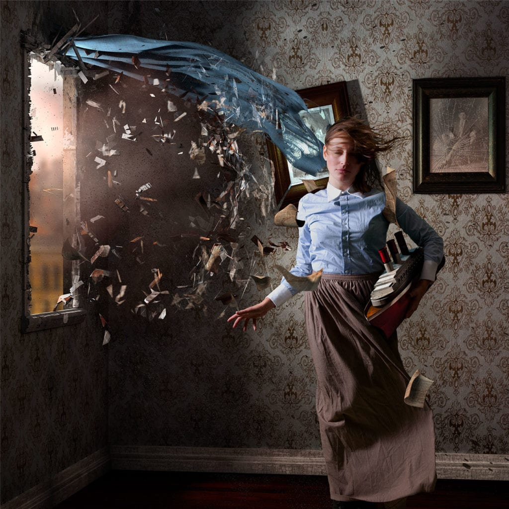 Jamie Baldridge, Perpetual Motion