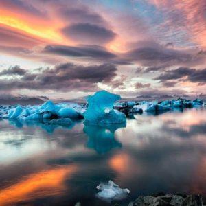 Alison Wright Jokulsarlon Glacier Lagoon, Iceland