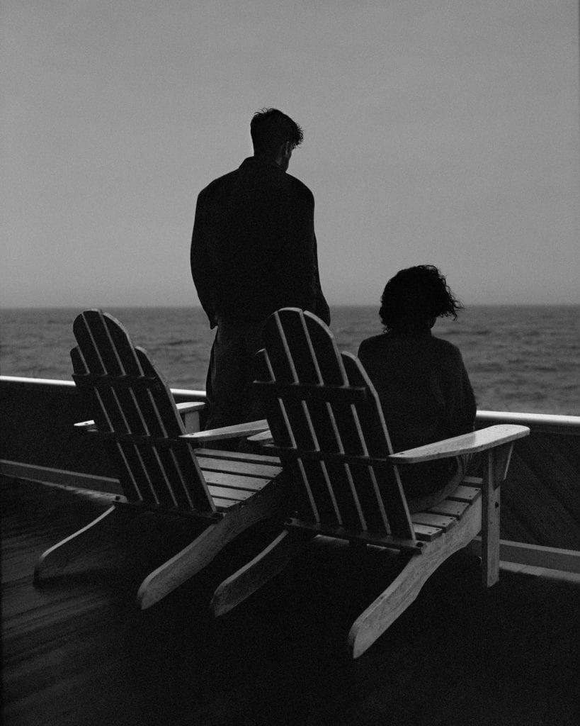 Albert Watson, The Kennedy House, East Hampton, N.Y., 1989