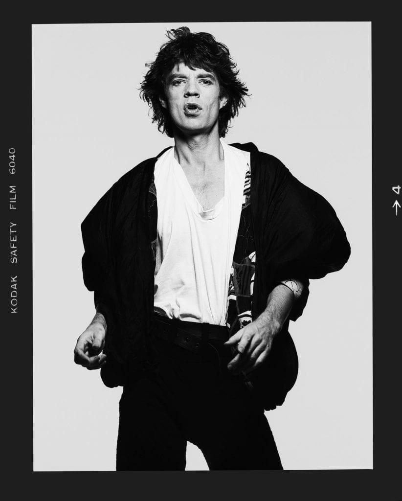 Albert Watson, Mick Jagger, Dancing, New York City, 1984
