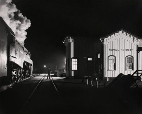 O. Winston Link, Birmingham Special, Rural Retreat, Virginia, 1957