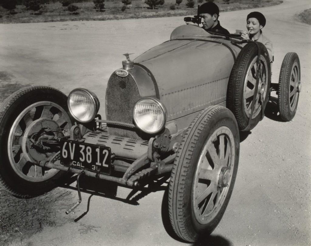 Edward Weston, Ivanos and Bugatti