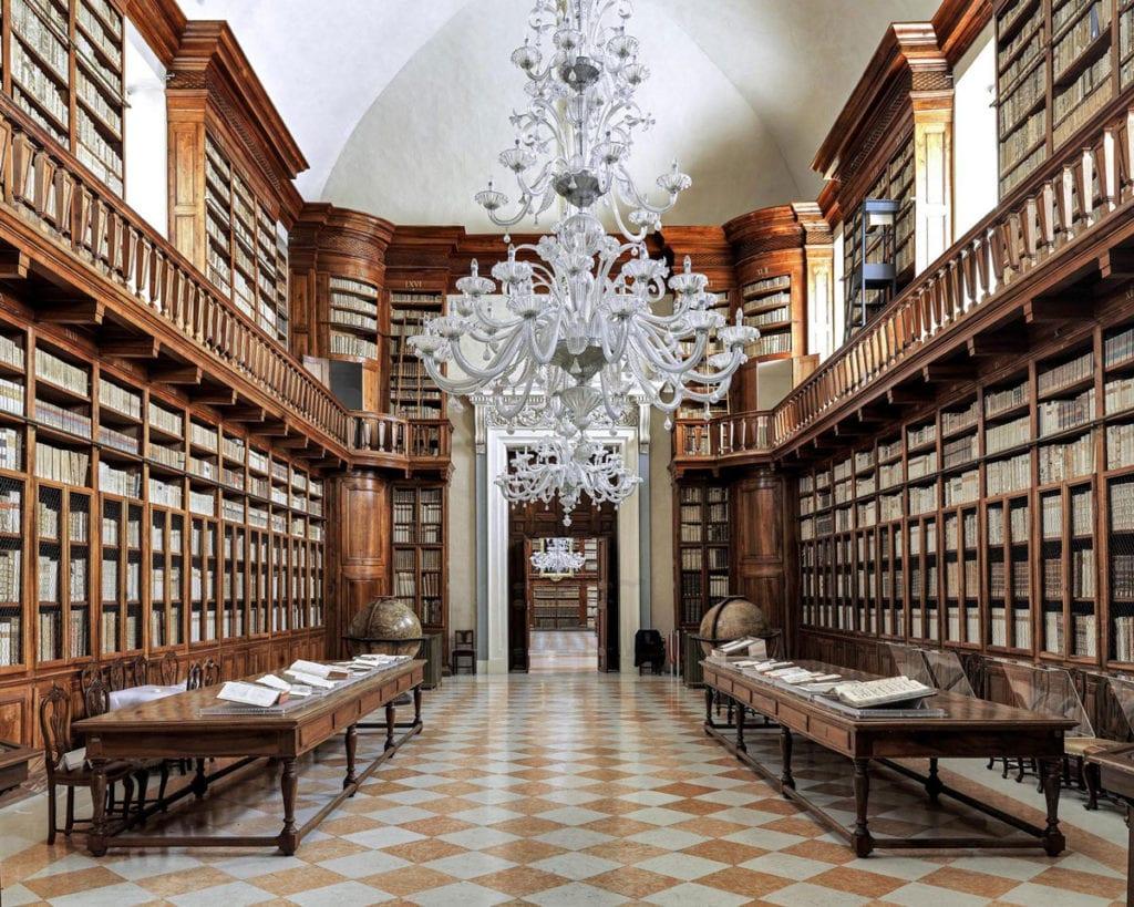 Massimo Listri, Biblioteca Teresiana I, Mantova