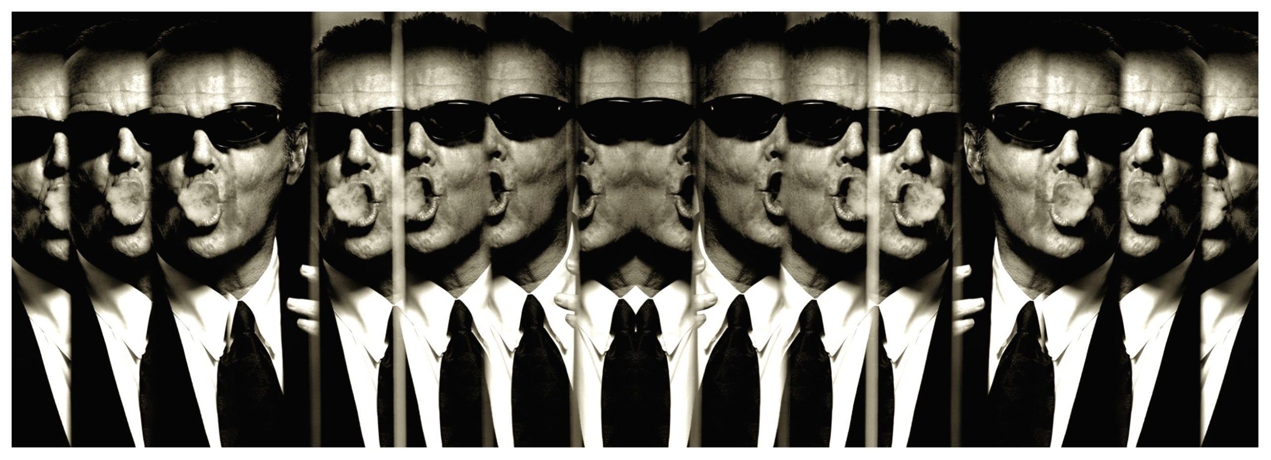 Albert Watson, Jack Nicholson IV, New York City, 1998
