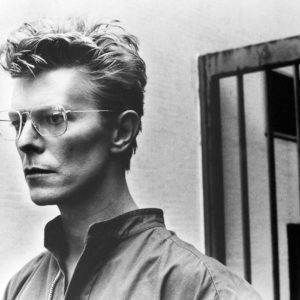 Helmut Newton, David Bowie