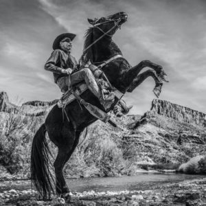 David Yarrow, Living Without Borders